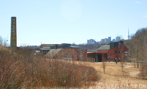 Brickworks skyline