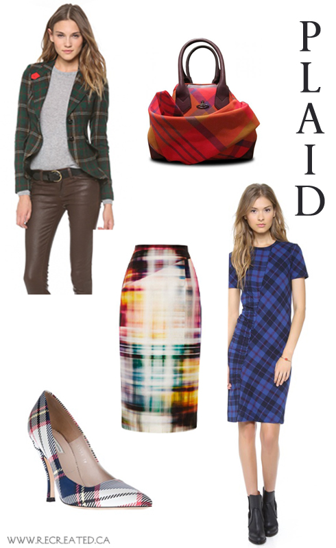 plaid copy
