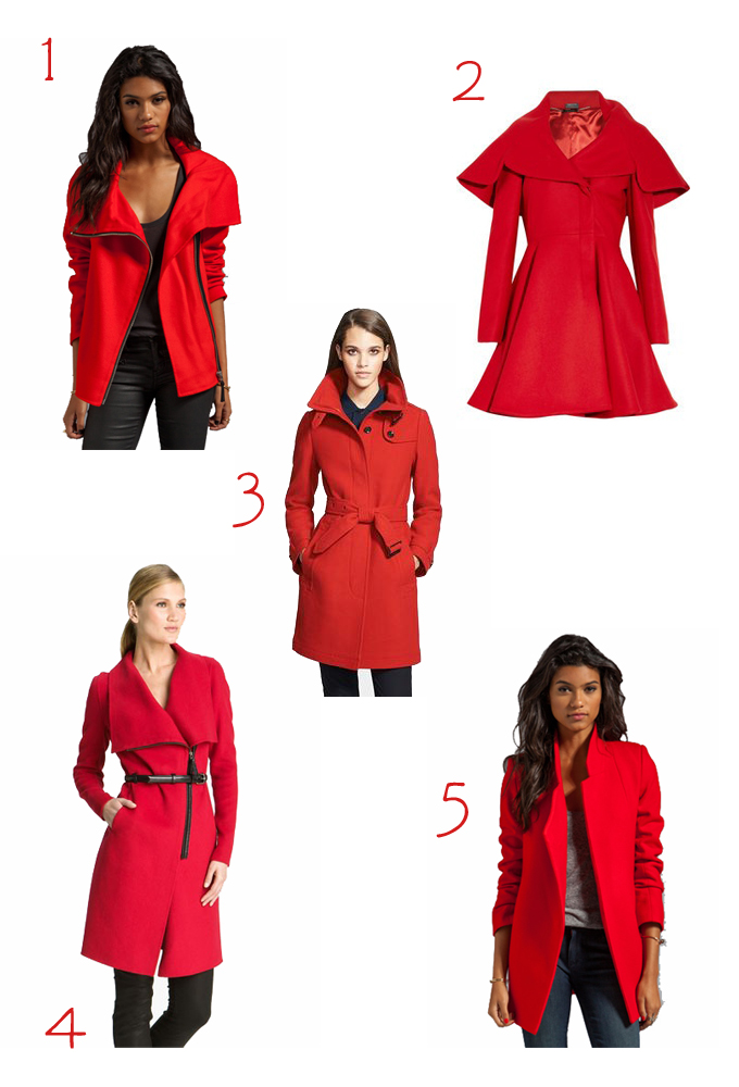 Red coats copy